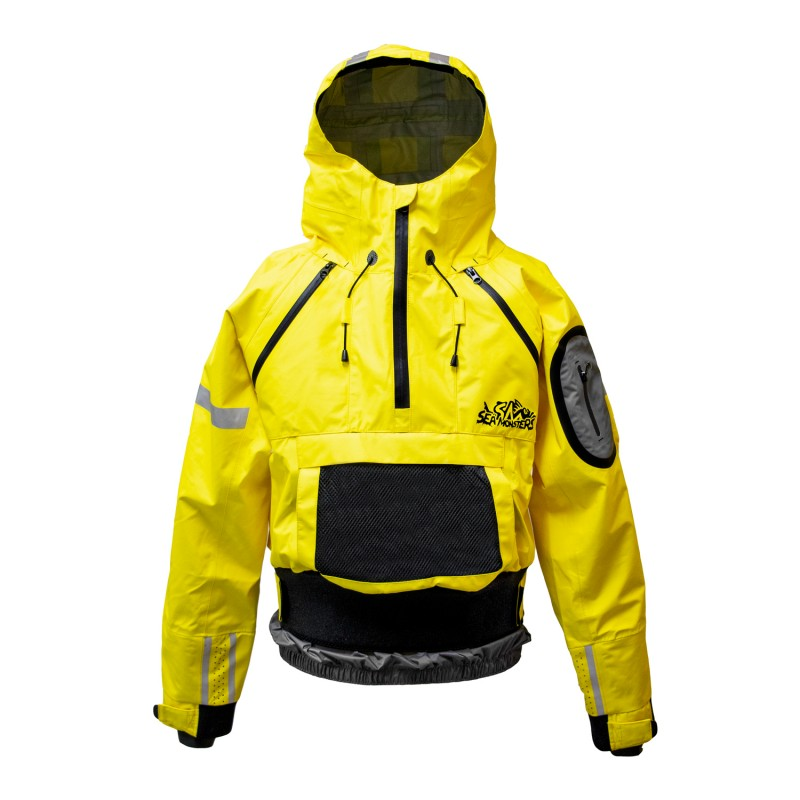 JACKET BREATHABLE SPINNING SEA MONSTERS