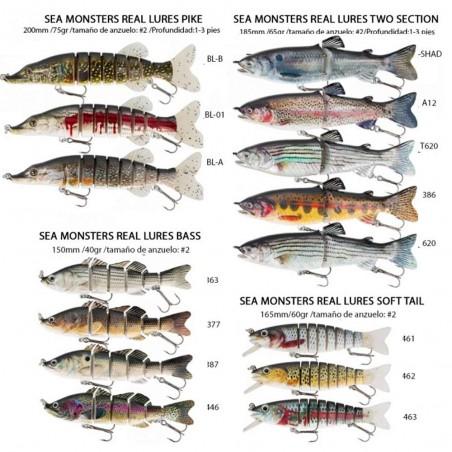 SEA MONSTERS H50