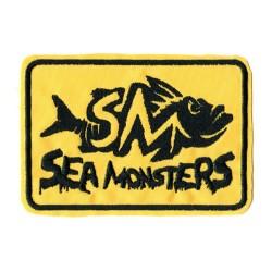 PARCHE BORDADO SEA MONSTERS...